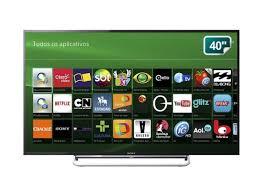 sony smart tv. avaliação da smart tv led 40\ sony tv