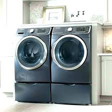 lowes washer and dryer pedestal for drawer front load plans lg a40