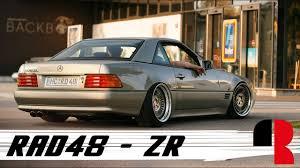 Get great deals on ebay! Worthersee 2018 Mercedes Benz Sl500 Rad48 Zr Youtube