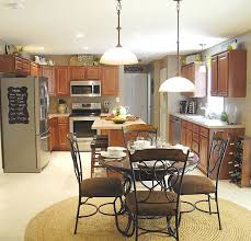 Elegant ... Modern Kitchen Table Light Fixtures The New Lights In The Kitchen  Living Rich ...