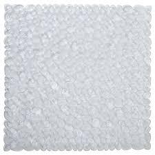 square bath mat pebble square bath mat clear extra large square bath mat small square bath rug