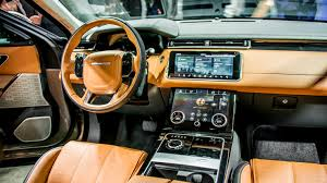 2018 land rover range rover interior. beautiful land 2018 range rover velar interior and land rover range i