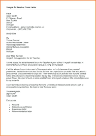 Cover Letter Sample Teacher Enchanting Job Cover Letter Unique