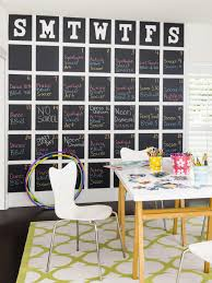 office decor idea. Simple Idea ChalkboardWhiteboard Paint Is Your Friend Throughout Office Decor Idea