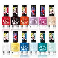 Amazon Com Rimmel London 60 Seconds Nail Polish Color