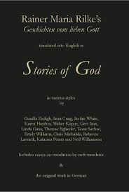rainer marie rilke s stories of god about the book rainer rainer maria rilke s stories of god book cover