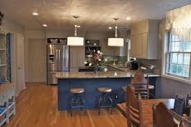 Small Picture Painting Kitchen Cabinets and brick lighten up a kitchen