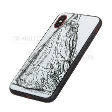 Stampa Modello Tpu Cover Cellulare Ibrida Per Pc Per Iphone X 10
