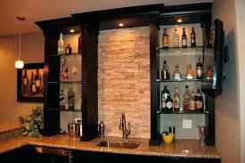 wet bar shelving ideas bar shelf ideas glass bar shelves throughout shelving ideas plans wet bar wet bar shelving