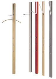 Slim Coat Rack Inspiration WallMounted Coat Storage By Schönbuch Design Milk