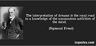 The Interpretation Of Dreams Quotes Best of Sigmund Freud Quotes About Dreams QuotesGram Genius Pinterest