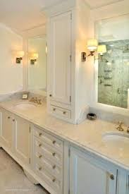 vanity tower bathroom and set countertop