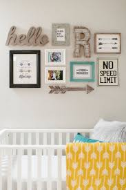 17 best ideas about nursery wall collage on