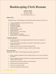 Bookkeeper Resume Templates Wondrous Sample Australia With
