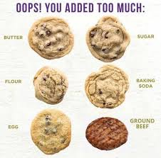 Cookie Chart Really Helpful Funny