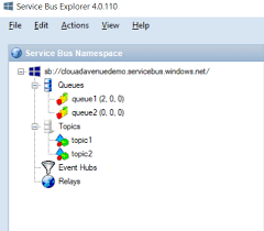 Using Service Bus Explorer To Manage And Test Service Bus Queues