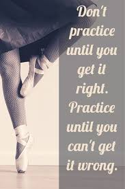 Practice Quotes Classy Practice Makes Perfect Quote Picture