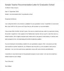 Sample Recommendation Letter For Job Sample Recommendation Letter For A Teacher Regarding