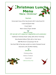 breakfast menu template 19 breakfast menu template word christmas party buffet menu