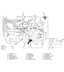 1990 Mazda B2200 Carburetor Diagram