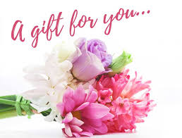 gift voucher for you