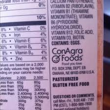 other the says it s a gluten free food why is this listed as possibly having gluten ings gluten