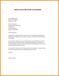 Sample Follow Up Letter After Interview Thank You Email An 9 Vhwidjl