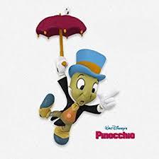 Small Picture Amazoncom Disney Pinocchio Jiminy Cricket 2015 Hallmark Home