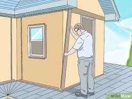 how to install vertical metal siding