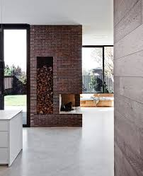fireplace design idea 6 diffe materials to use for a fireplace surround deep