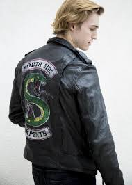 riverdale southside serpents jughead cheryl leather jacket patch lucajackets com
