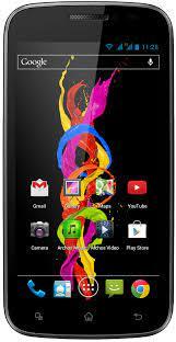 Archos 50 Titanium - Full Phone ...