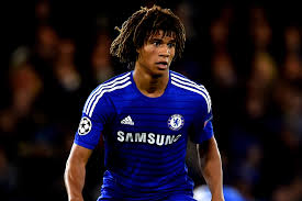 ake. nathan ake in chelsea colours back 2014 y