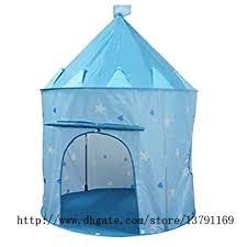 portable play tent prince princess castle playhouse indoor outdoor tents portable foldable toy for kid