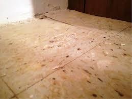 covering asbestos floor tiles