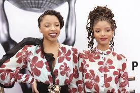 chloe x halle s makeup artist a cell on working with the duo and her go to beauty look for the summer