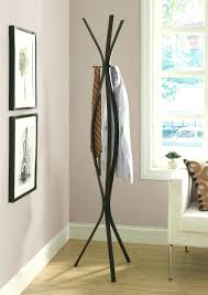 diy free standing coat rack ideas with unique shape the process of making  these shelves is . diy free standing coat rack ...