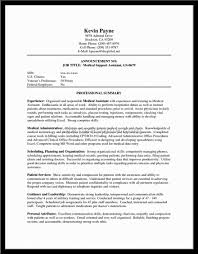 examples resumes for medical assistants good objective for examples resumes for medical assistants hospital medical assistant resume s lewesmr sample resume medical assistant exles