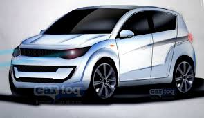new car suv launches in india 20142014 Auto Expo Mahindra S101 compact SUV lined up for 2015 launch