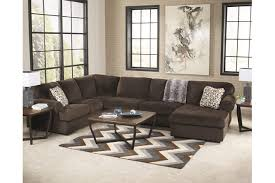 ashley furniture sectional couches. Jessa Place 3-Piece Sectional, Chocolate, Large Ashley Furniture Sectional Couches