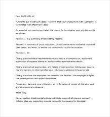 Polite Termination Letter – Goeventz.co