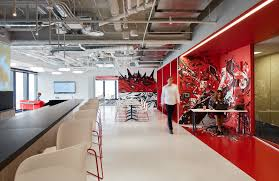 reception pwc office chicago 2