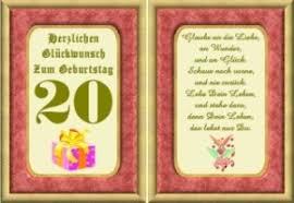 Kurze Sprüche Zum 20 Geburtstag Lustig Gute Bilder