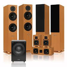 Decorating Modern Interior Speaker Design With Excellent Walmart - Home sound system design