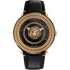 "versace watches watch shop comâ""¢ unisex versace v metal icon watch vql030015"