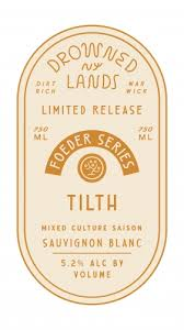 Tilth - The Drowned Lands Brewery - Untappd