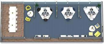 office layout ideas. office design layout idea roomsketcher 3d floor plan ideas