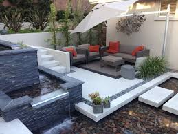 backyard decoration ideas water features patio water features5
