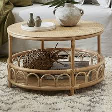 temple webster timor rattan coffee