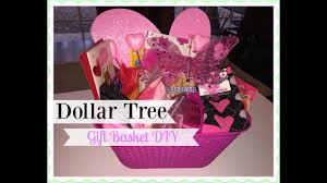 valentines day gift baskets for her with valentine s him diy